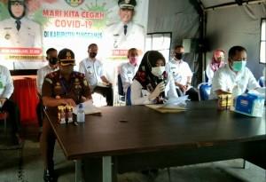 Ini Hasil Rapid Test Dan Swab Orang Yang Kontak Dengan Pasien Positif Covid Di Kabupaten Tanggamus