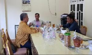 Disambut Khamamik, Arinal Siap Tingkatkan Infrastruktur Mesuji