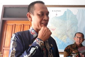 Rencana Pembangunan Rel Tegineneng-Tarahan Disempurnakan