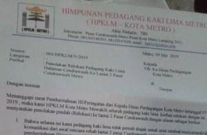 PKL Pasar Cenderawasih Tolak Relokasi