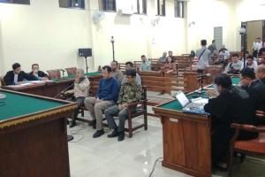 Khamami Hadirkan Lima Saksi Meringankan
