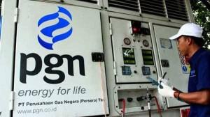 PGN Ikut Salurkan Gas Dari RU Balongan
