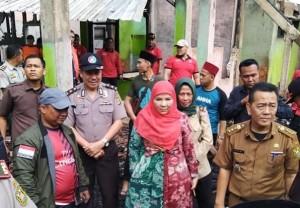 PKS Sodorkan Empat Kader Dampingi Eva Dwiana Di Pilwakot