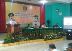 Lampung Marak <i>illegal Logging</i>
