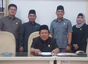 Anggota DPRD Berprestasi Akan Dapat Penghargaan Dari BK
