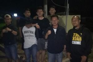 Pembobol Rumah Rita Sugiarto Ditangkap Saat Melintas Di Jalintim Menggala
