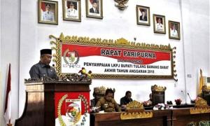 Umar Ahmad Laporkan Hasil Pembangunan 2018