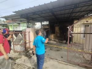 Rumah Pegawai Pengadilan Tinggi Dilempar Molotov