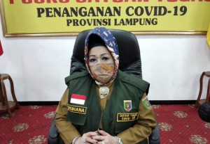 Tambah 25 Pasien Covid-19, Reihana: 18 Warga Pesibar Dan 7 Dari Luar Lampung