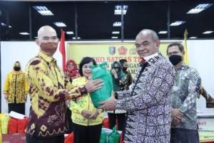 Lampung Terima Bantuan Untuk Anak Dan Perempuan Rentan Covid-19