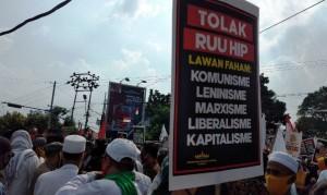 Formal Demo Tolak RUU HIP