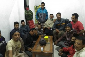 Seluruh Kaling Di Waymengaku Sepakat Kembalikan Iuran Sukarela KPM BST