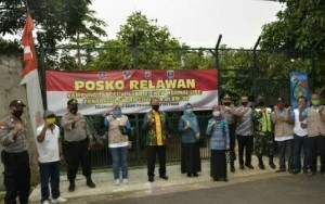 Gugus Tugas Metro Berdayakan Kampung Tangguh Mandiri