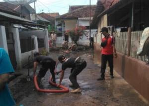 Banjir, BPBD Catat Empat Lokasi Terparah