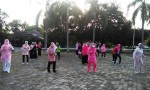 IKBI PTPN VII Sosialisakan <i>World Cleanup Day</i> Melalui Senam