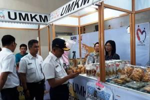 PT KAI Gelar Pameran Dan Bazar Produk UMKM