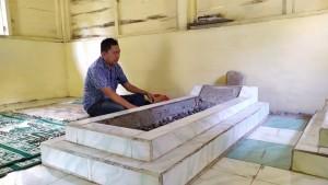 Sebelum Dilantik, Nazrul Arif Ziarah Ke Makam Keramat