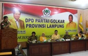 Darlian Pone: AMPG Lampung Siap Wujudkan Harapan Kaum Milenial