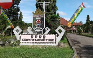 Wajah Baru Dominasi Komposisi Anggota DPRD Lamtim