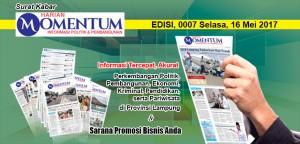 Koran Harianmomentum 0007