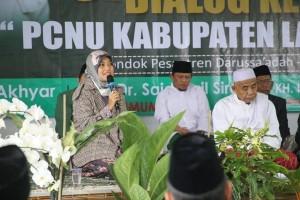 Hadiri Halal Bihalal PCNU Lamteng, Ini Kata Wagub Lampung