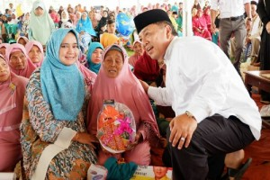 Pengajian Akbar Di Metro, Arinal Ajak Masyarakat Hormati Ibu