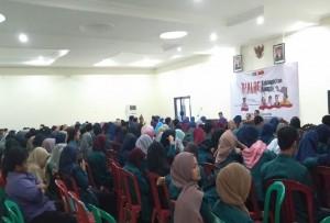Sukseskan Pemilu 2019, MPM Unila Gelar Dialog Kebangkitan Bangsa