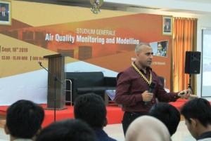 Soal Kabut Asap, Peneliti Malaysia Bahas Pentingnya Edukasi Masyarakat