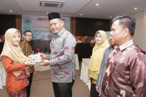 Komunitas Peduli TB-HIV Kabupaten Pringsewu Mantapkan Program