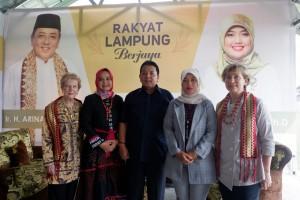 Arinal Siapkan Konferensi Budaya Lampung Di Australia