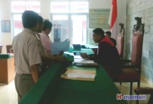 Praperadilan Dugaan Pelanggaran Protap Balai Karantina Ditunda