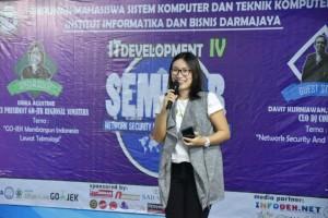 Seminar IT Darmajaya, Gojek Kisahkan Jadi Startup Terbesar Di Indonesia