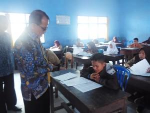 OSN Tingkat Kabupaten Lampura, 196 Pelajar SMP Bersaing Unjuk Kemampuan Akademik