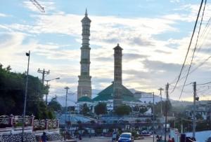 Proyek Menara Masjid Bermasalah