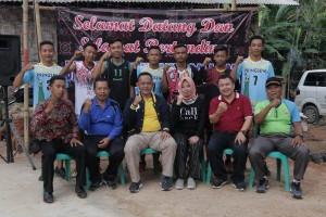 Puluhan Klub Ikut Turnamen Bola Voli Di Pringsewu