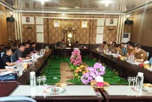 DPRD Waykanan Setujui Usulan Penambahan Propemperda