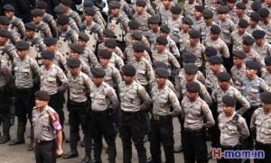 Delapan Pamen Polda Lampung Dirotasi