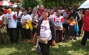 Kampanye Jokowi, Ini Harapan Warga Kota Metro