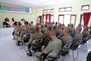 Polisi Pamong Praja Diminta Tingkatkan Profesionalisme