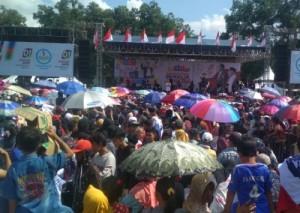 Ini Harapan Warga Metro Pada Jokowi