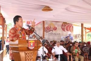 Gubernur Komitmen Tingkatkan Kesejahteraan Petani Kopi