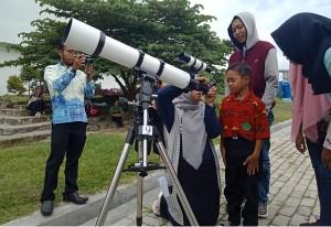 Madrasah Ibtidaiyah Al-Falah Berwisata Ke Kampus Itera