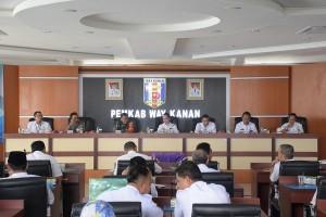 Waykanan Gelar Konsultasi Publik Penyusunan Rancangan RKPD