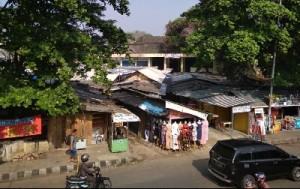 Pemkot Bahas Relokasi PKL Pasar Cenderawasih