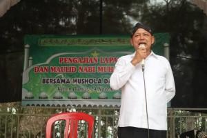 PCNU Rekomendasikan Dawam Rahardjo Jadi Bacabup Lamtim