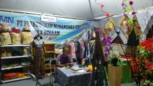 Lampung Fair 2018, PTPN VII Promosikan Produk Mitra
