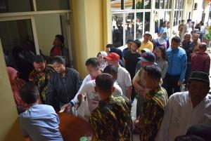 Golkar Lampung Distribusikan Seribuan Bingkisan Daging Kurban