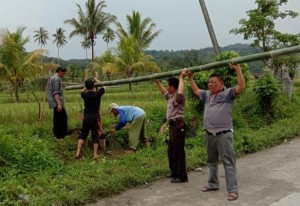 Cegah Corona, Warga Bumijaya Dirikan Posko Pemantauan