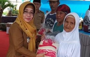 Pringsewu Gelar Pasar Murah Di Sembilan Kecamatan