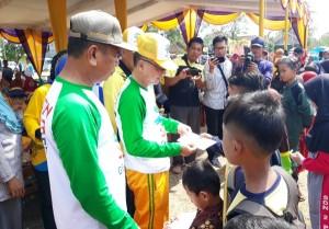 Di Lampung Timur, Ditemukan Balita Stunting Di 15 Desa